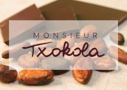 Monsieur Txokola Pays Basque