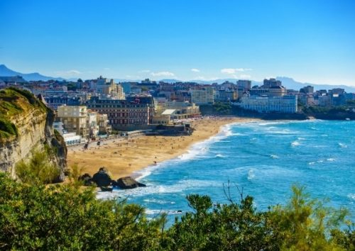 investir à Biarritz
